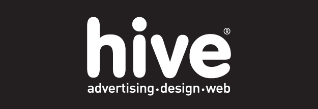 Hive logo with trade mark
