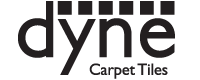 Dyne Carpet Tiles logo